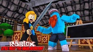 LITTLE KELLY THE NINJA !!! Sharky Gaming | Roblox