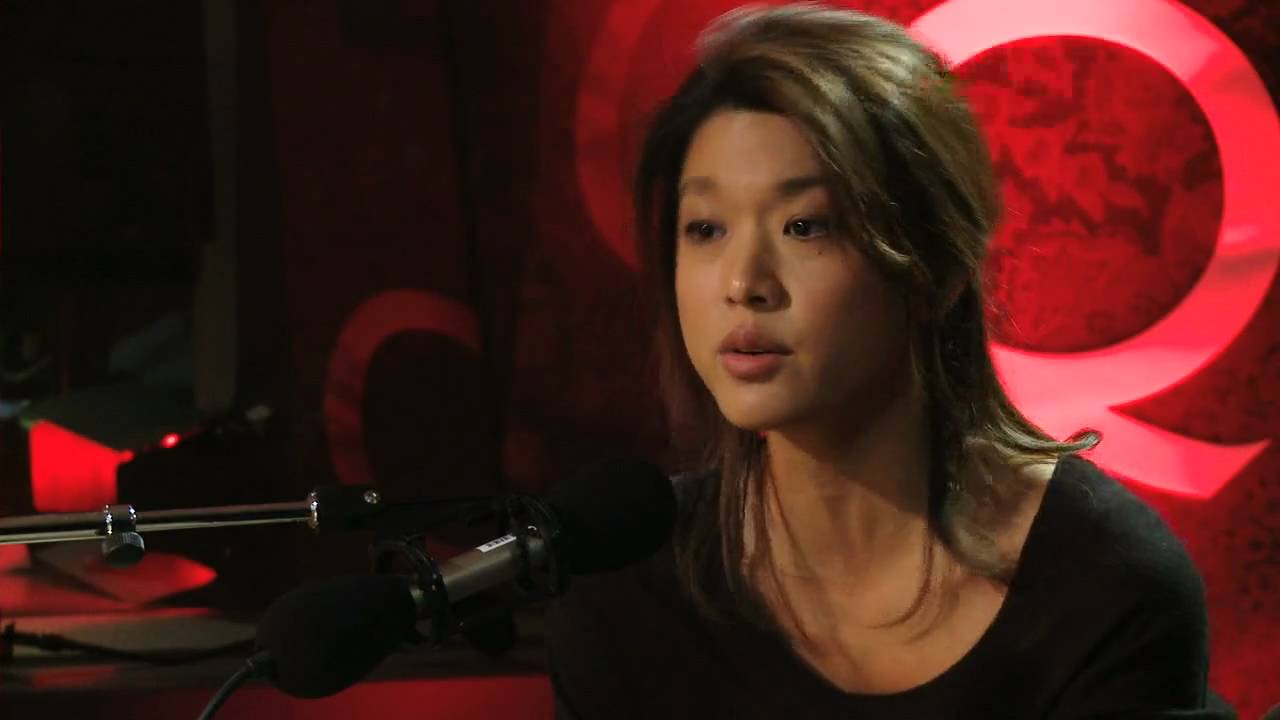 Grace Park On Q Tv - Youtube-4697