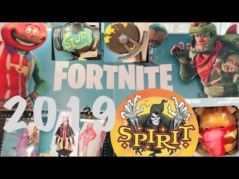 FORTNITE HALLOWEEN COSTUMES | SPIRIT HALLOWEEN | SHOP WITH ME