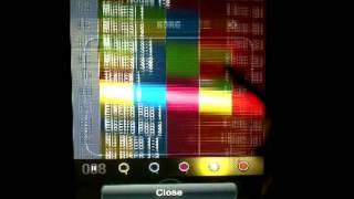 iKaossilator iPad2版 4/4 Korg コルグ iカオシレーター