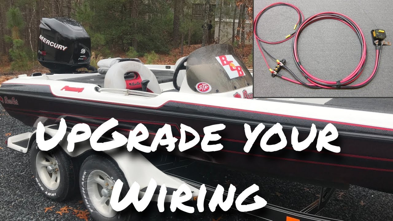 ranger boat wiring harness upgrade wiring for new electronics youtube  upgrade wiring for new electronics