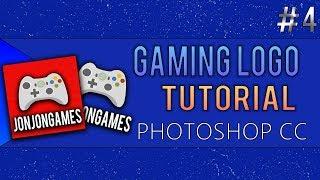 Photoshop CC bir Oyun Logo Oluşturma [2018]