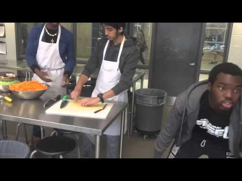 Saftey In The Kitchen: Slips, Trips, Falls