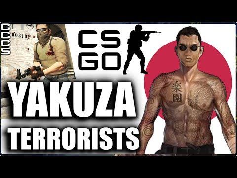 Cut Content of CS:GO - Yakuza Terrorists - CCCS#25