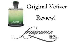 Creed Original Vetiver review!