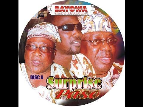 Surprise PasoVol 1 By Wasiu Alabi Pasuma | Late Sikiru Ayinde Barrister | Kollington Ayinla.