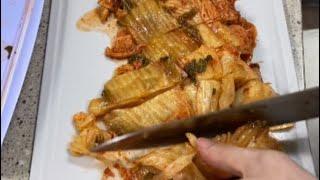흑미 치즈 김치 볶음밥 Black Rice Cheese…