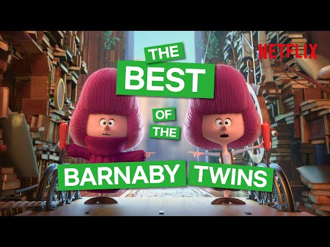 The Willoughbys - The Best of the Barnaby Twins