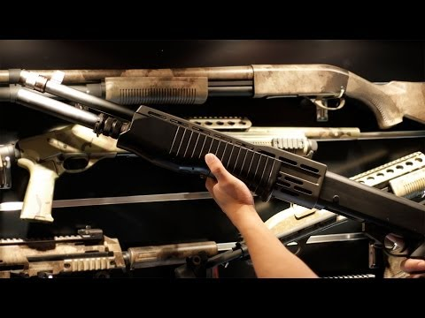 Viewer's Choice Tokyo Marui Spas 12 (Stockless Version) - RedWolf Airsoft RWTV