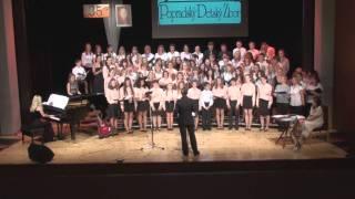 Poprad Children's Choir - Red River Valley - 35th Anniversary