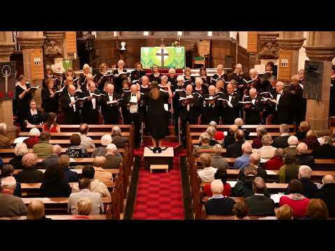 SCS Magnificat  With Oboist Katharine Slater
