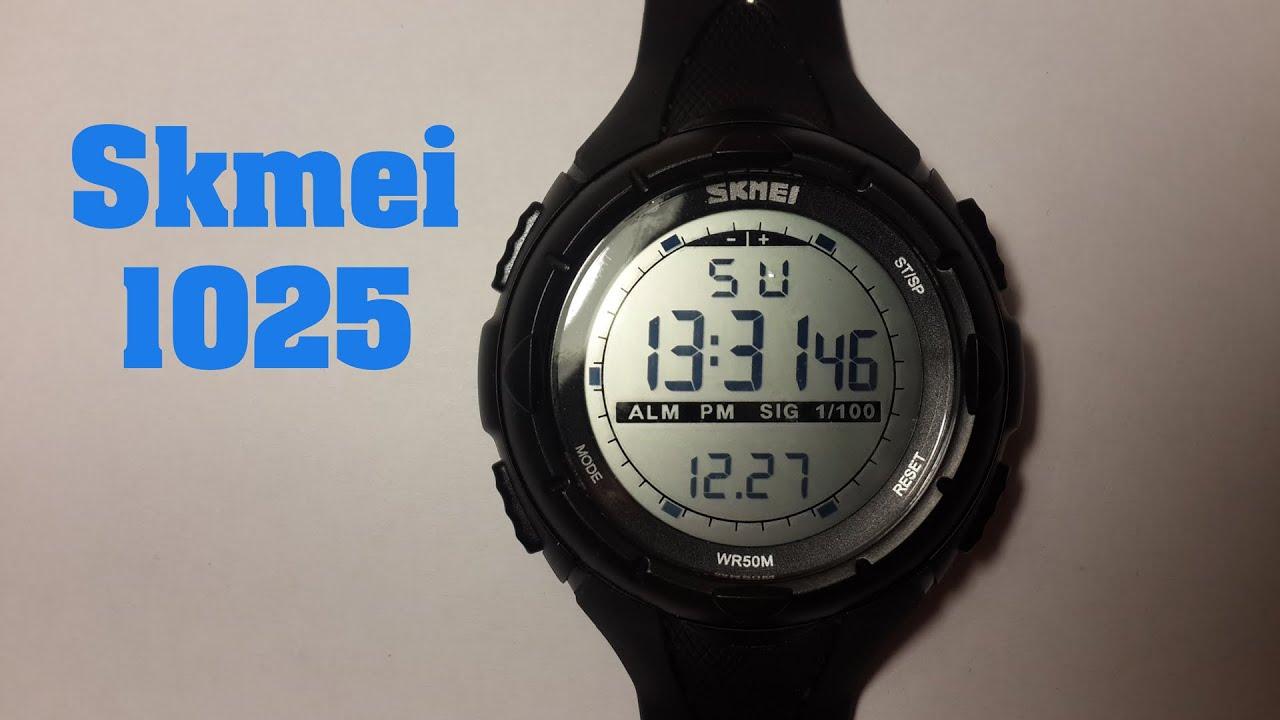 Skmei часы инструкция на русском 1025 de83d3babc370
