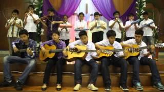 Yesus Kawan Yang Sejati (KJ 453) - Ansamble Kelas 7AB BPK Penabur Kota Modern