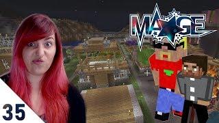 Alle Städte zusammen | Minecraft MAGE ✨| #StadtBlau | #35