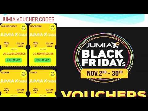 Jumia Voucher: Get Free Jumia Voucher Codes
