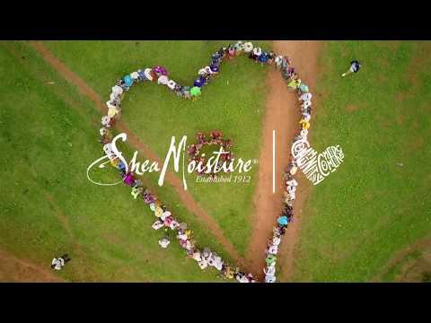 SheaMoisture Community Commerce -  Impact & Sustainability