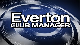Everton Club Manager (PC Game Season 2003-2004)