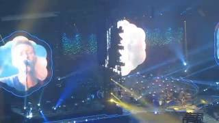 Coldplay - Birds Live @ Wembley Stadium
