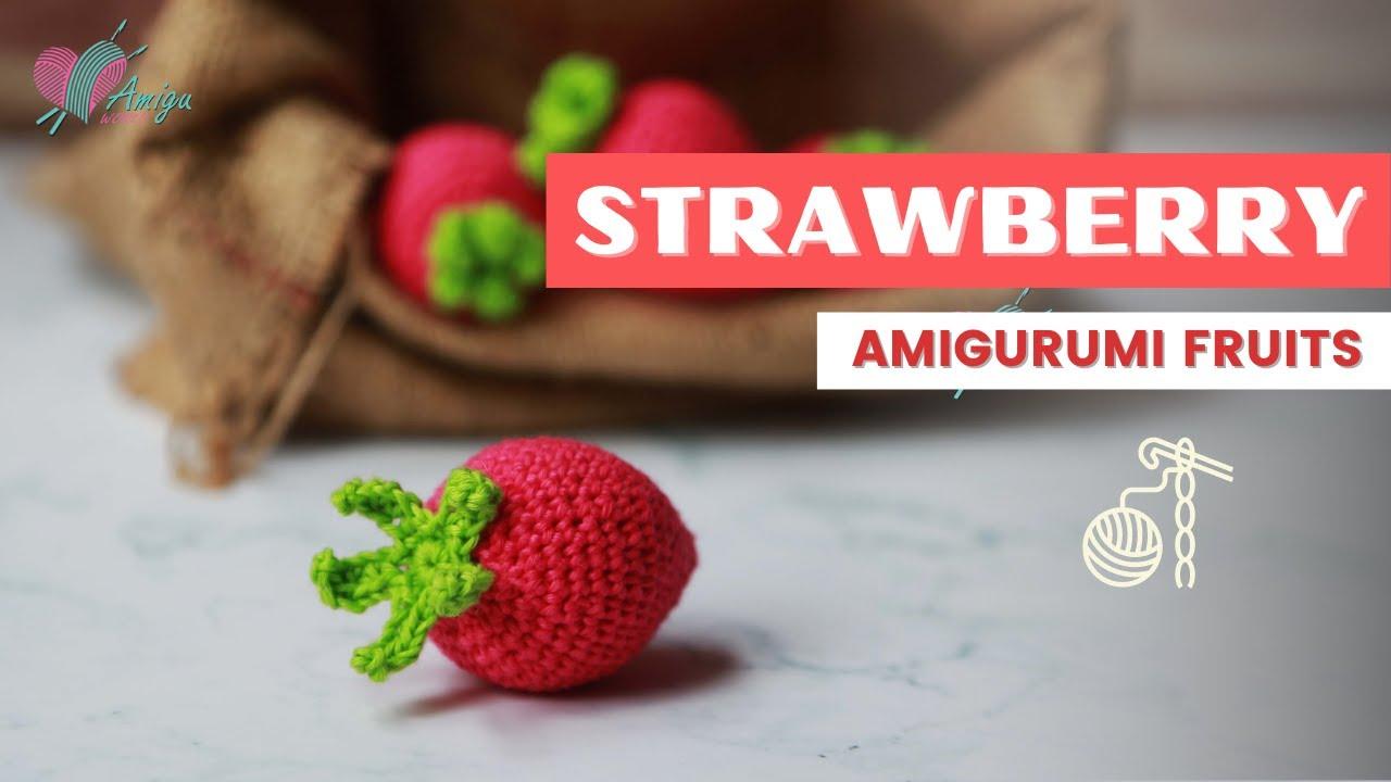 Uvas amigurumi tejidas a crochet amigurumi grapes - YouTube   720x1280