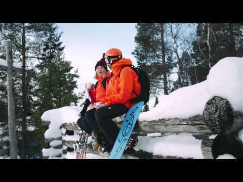 Lumipallo-hiihtokeskusesittely: Salla (lyhyt versio)
