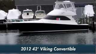 2012 42 Viking Convertible