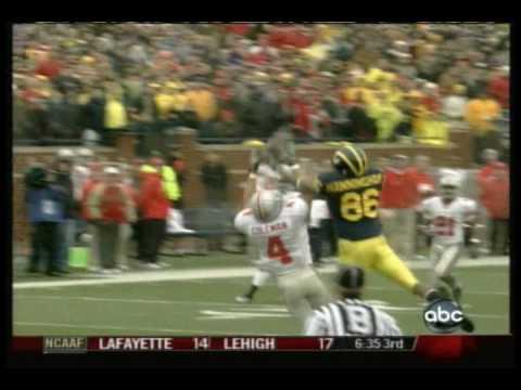 2007 Ohio State VS. Michigan Highlight Video