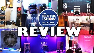 Bristol HiFi Show 2019 Video REVIEW - what was the best sound at the show ??