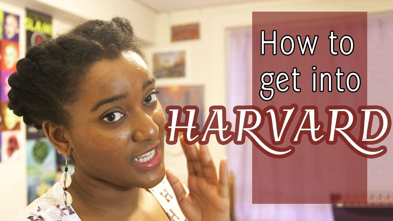 Do you think that I could or will get into Harvard?