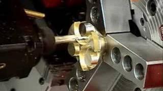 видео Токарно-револьверный станок 1341