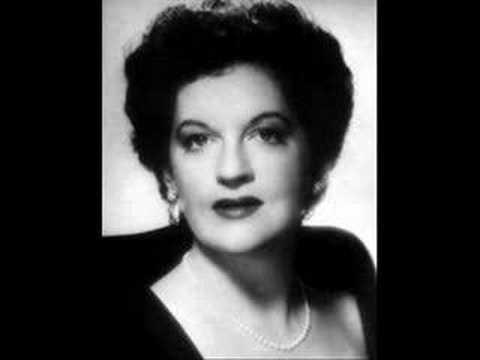Astrid Varnay BEETHOVEN, Fidelio, Abscheulicher