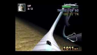 F-Zero X Mirror tracks : Sand Ocean 3