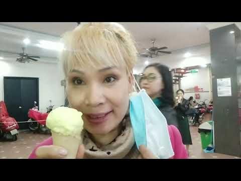 Необычное и вкусное мороженое во Вьетнаме