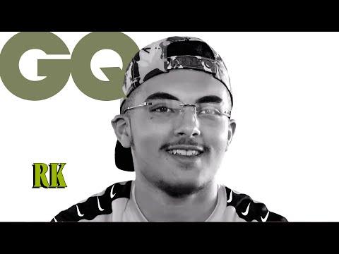 Youtube: Les punchlines de RK (Booba, Jul, Rohff) I GQ