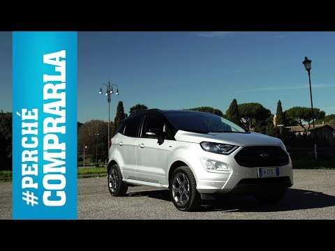 Ford EcoSport (2018)   Perché comprarla... e perché no