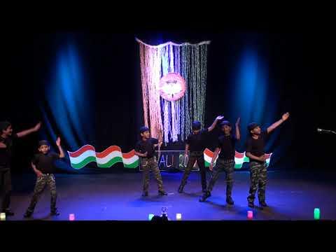 04 PATRIOTIC FUSION DANCE by kids