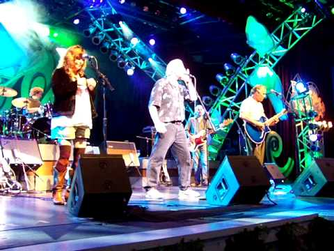 The Cowsills sing