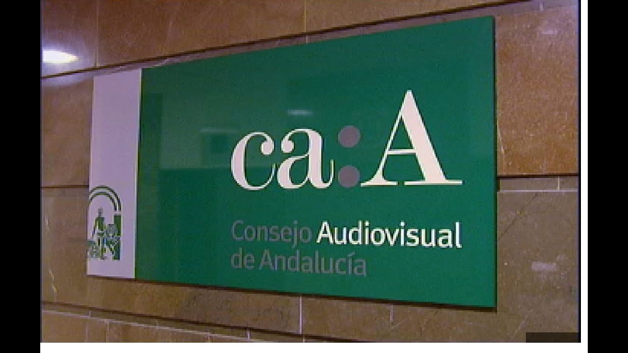 El Consejo Audiovisual de Andalucía - YouTube