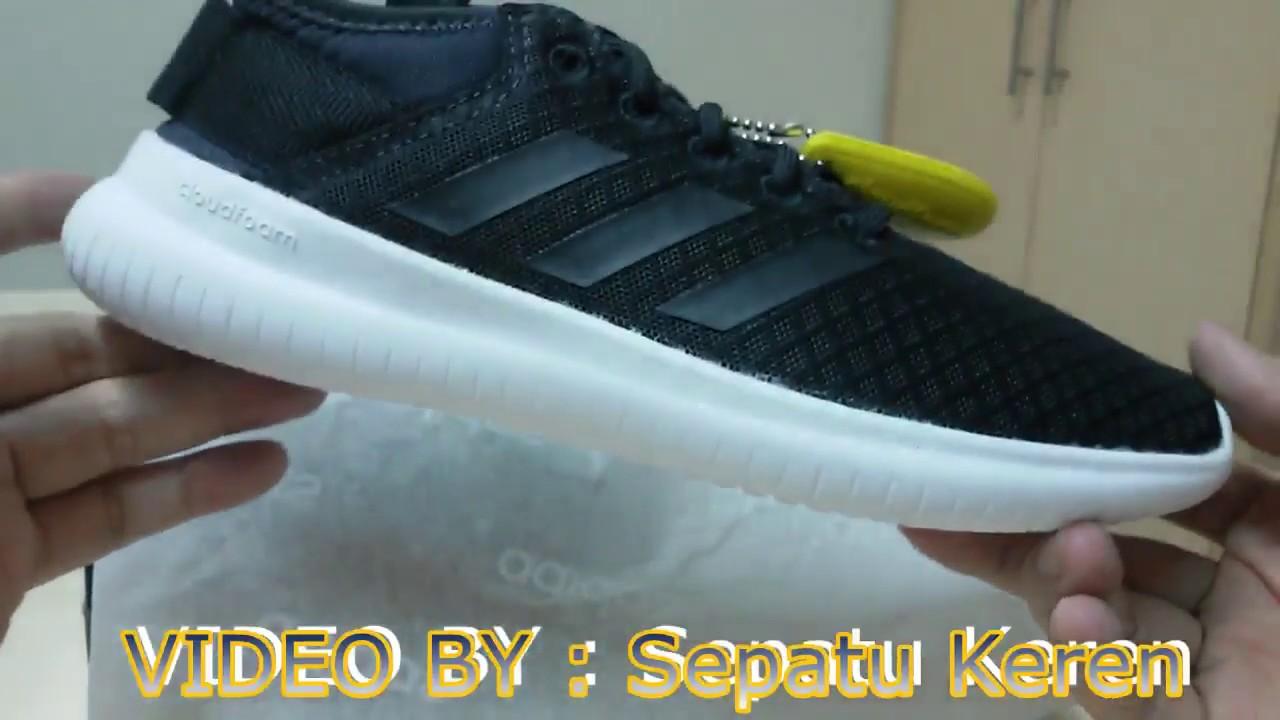 Unboxing Sneakers Adidas QTFLEX DA9449