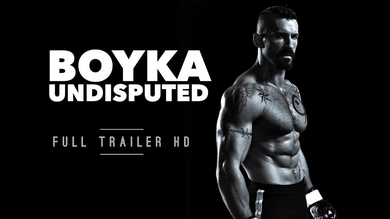Boyka Undisputed