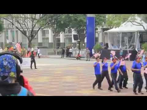 Raptai Perbarisan Hari Kebangsaan 2018 Putrajaya