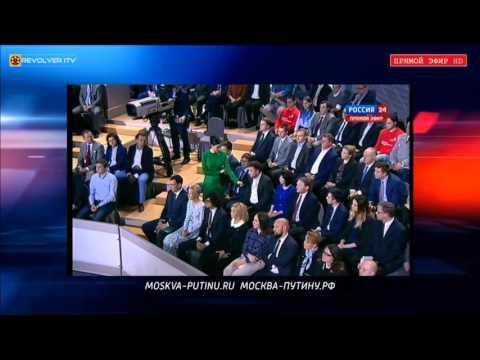О чем житель Жигулевска Путина спросил