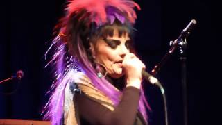 Nina Hagen & Adamski - Killer - Shepherds Bush Empire, London - 24th September 2016