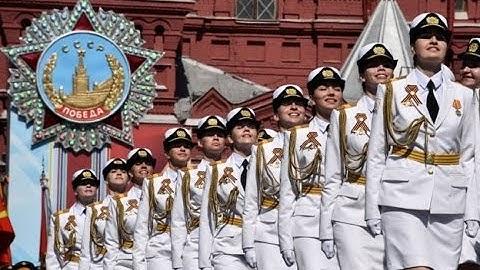 Venäjän ns. voitopäivä