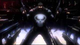 Punisher Fight Scene: Avengers Confidential