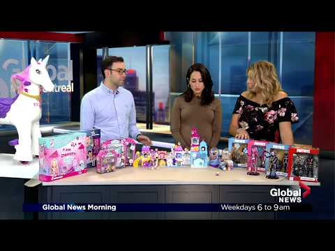 Imports Dragon on Global News Montreal | Happy Holidays
