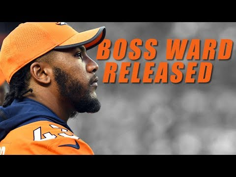 Broncos Release Safety TJ Ward