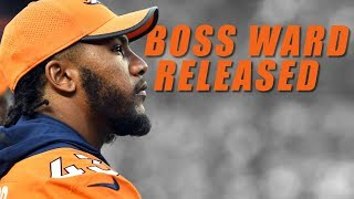 Broncos Release Safety TJ Ward
