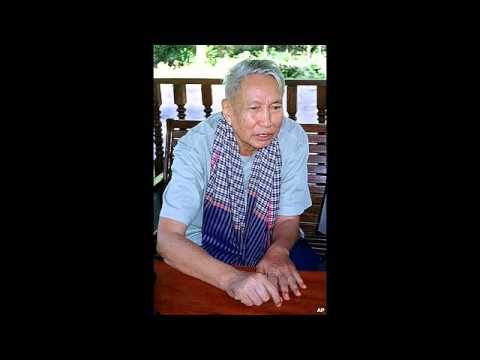 Pol Pot Interview - Part 1 -  Khmer Rouge Documentary