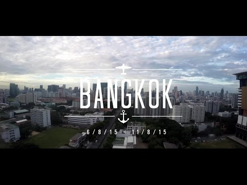 Bangkok 2015 | GoPro Hero 4 Silver (HD)