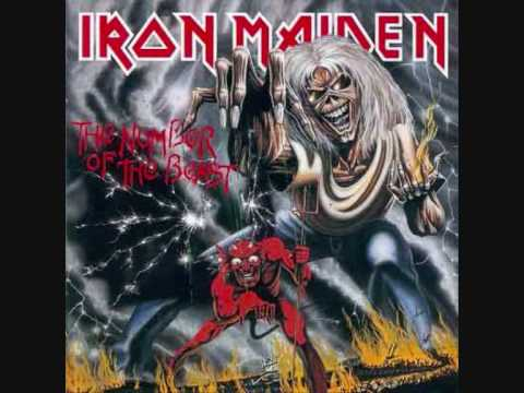iron maiden - hallowen be thy name